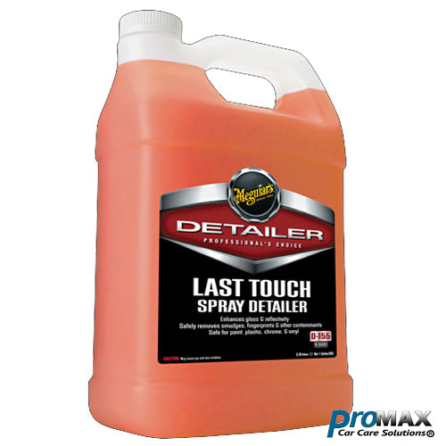 D15501 | Last Touch Spray Detailer, 128oz
