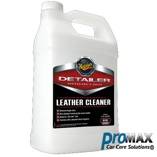 D181 Detailer Leather Cleaner