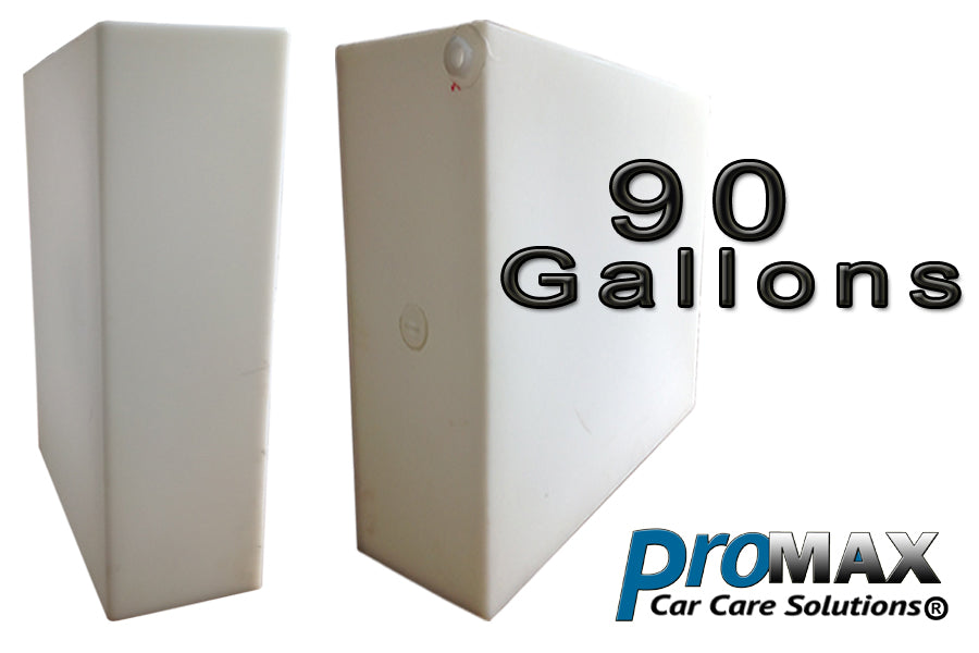 RV64W | Replacement Water Tank For RVs, 90 Gallons