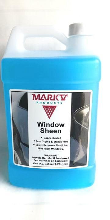 MV14604 | Mark-V  Window Sheen - Glass Cleaner Concentrate