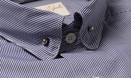 Pin Collar Shirts