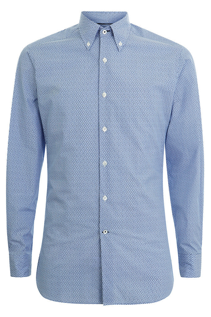 Men's Print Button Down Shirts