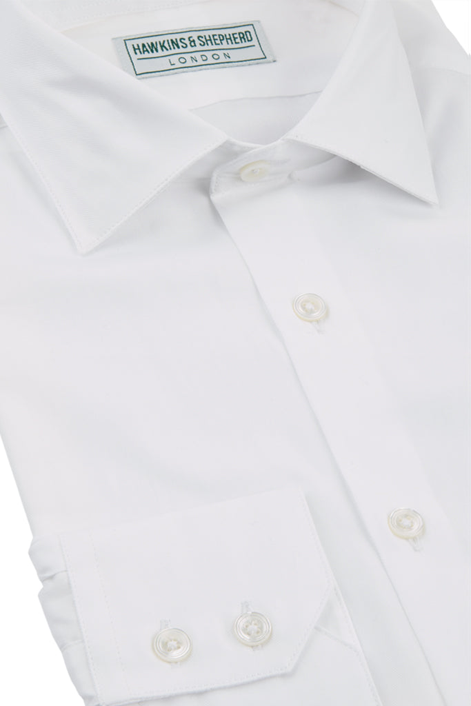 White Luxury Soyella Duecento Shirt