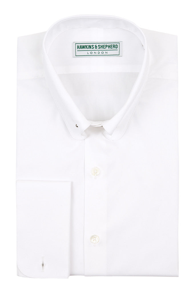 Men's Classic Fit Shirt With Collar Bar