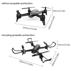 SG106 WiFi FPV RC Drone Camera Optical Flow 1080P HD Dual Camera Aerial Video RC Quadcopter Aircraft Quadrocopter Toys Kids