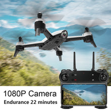 Load image into Gallery viewer, SG106 WiFi FPV RC Drone Camera Optical Flow 1080P HD Dual Camera Aerial Video RC Quadcopter Aircraft Quadrocopter Toys Kids
