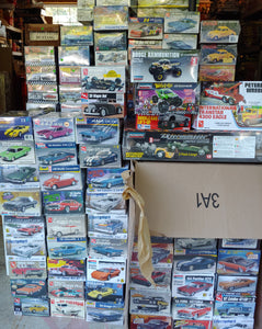 Mountains of Car Kits Arrived This Past Weekend!