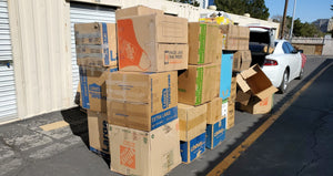 Big collection of kits arriving from Las Vegas this weekend !