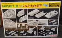 Dragon 1/35 Kit #6710 WW2 German SP Howitzer LeFH18/40/2 - Baron von Plastic