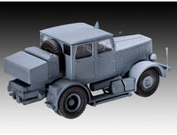Revell Germany 1/72 WW2 German SS-100 Gigant Transporter w/V2 Rocket