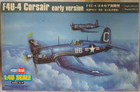 HobbyBoss 1/48 Kit #80386 F4U-4 Corsair Early Version
