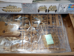 Trumpeter 1/35 Kit 00333 Brazil EE-T2 Osorio Main Battle Tank