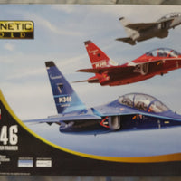 Kinetic Gold 1/48 Kit #K48063 M-346 Advanced Fighter Trainer