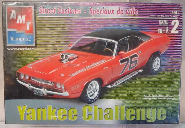 AMT 1/25 Kit 31744 Yankee Challenge Dragster- Sealed