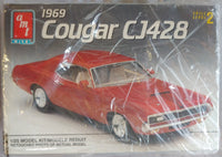 AMT 1/25 Kit #6529 1969 Mercury Cougar CJ428