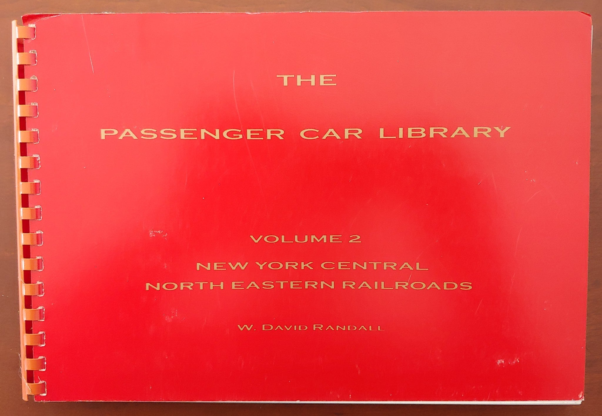 The Passenger Car Library, Vol. 2 - New York Central - Northeast Railroads