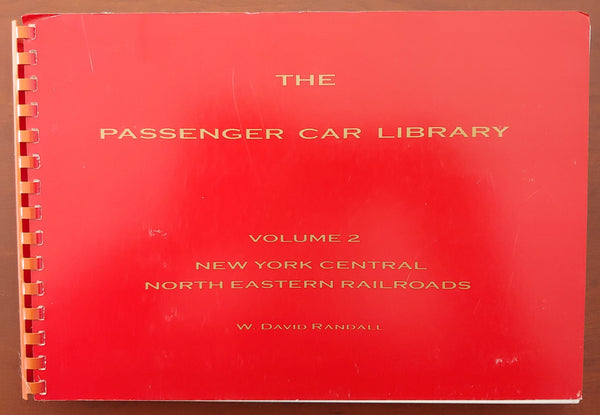 The Passenger Car Library, Vol. 2 - New York Central - Northeast Railroads - Baron von Plastic