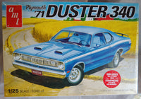 AMT 1/25 Kit #1118M '71 Plymouth Duster 340 -   Factory Sealed