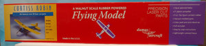 "Dumas Aircraft Curtis Robin Kit #215 17.5"" Wingspan Laser Cut Parts - Baron von Plastic"