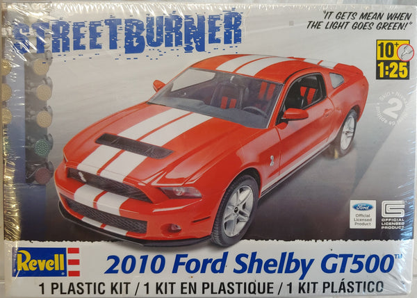 Revell 1/25 Kit #85-4938 2010 Ford Shelby GT500 - Sealed