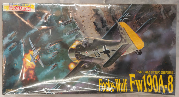 Dragon 1/48 Master Series Kit Focke-Wulf FW190A-8