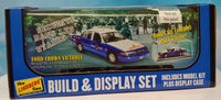 Lindberg Stadium Security Ford Crown Victoria w/ Display Case 1/25  Model Kit - Baron von Plastic