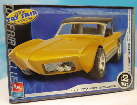 AMT 1/25 2006 Toy Fair Bill Cushenberry's Tiger Shark Dream Rod Kit