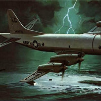 Atlantis 1/115 Kit P-3A Orion Anti-Submarine Patrol Bomber - Baron von Plastic