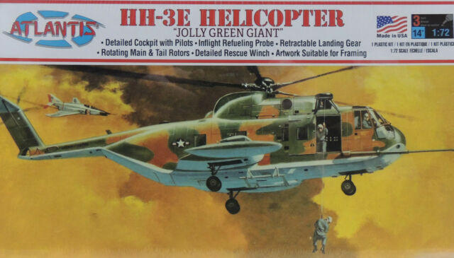 Atlantis 1/72 Kit #505 HH3E Helicopter