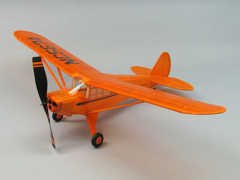 "Dumas Flying Model Kit #330 'Piper 'Cub Coupe' 30"" Wingspan"