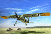 HobbyBoss 1/35 Kit 80180 WW2 German Fiesler  Fi-156A-O/C Storch
