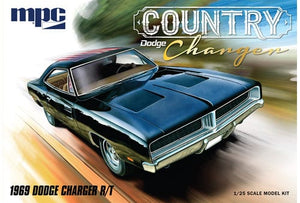 MPC 1/25 1969 Dodge Charger R/T 'Country' Kit - Baron von Plastic