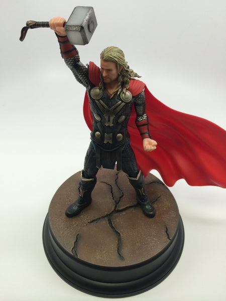 DRAGON 1/9 MARVEL THOR THE DARK WORLD ACTION HERO VIGNETTE - Pre- Painted - Baron von Plastic