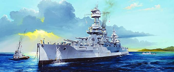 Trumpeter 1/350 Kit # 05339 USS New York BB-34 WW2 Battleship - Baron von Plastic