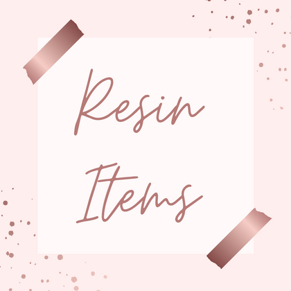 Resin Items