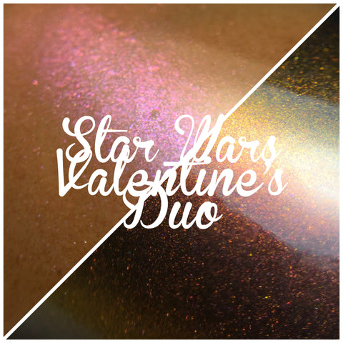 Star Wars Valentine's Day Duo