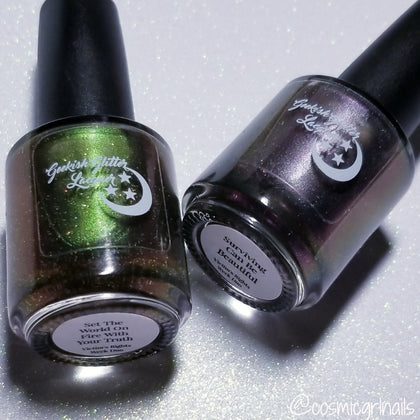 Limited Edition Polishes