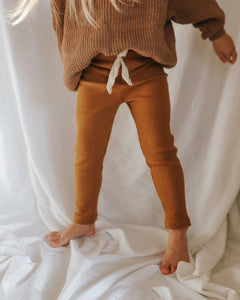 Remy Pants Gingerbread