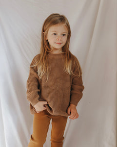 Charlie Sweater Taupe