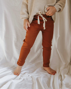 Remy Pants Rust