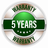 5 Year Warranty on All CO2 Special Effects Cannons