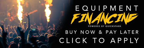 Finance Your Pyrotechnics Apply Now