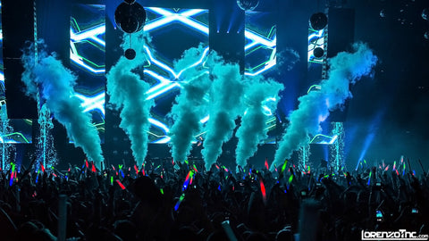 Nightclubs around the world, trust ATL Special FX® CO2 Cryogenic theatrical smoke special effects Equipment Jets to blast their crowd with plumes of white or colorful smoke that instantly wows and brings your party or stage performance to life!