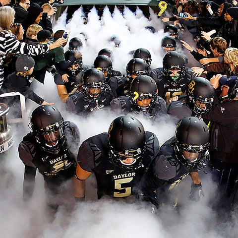 CO2 Cryo Cannons Are Best Foggers For Creating Football Team Tunnel Smoke