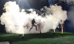 CO2 Cryo Fog For Football Team Intro