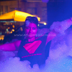 Best Foam Party Machines in USA / Rent From Atlanta Special FX Today