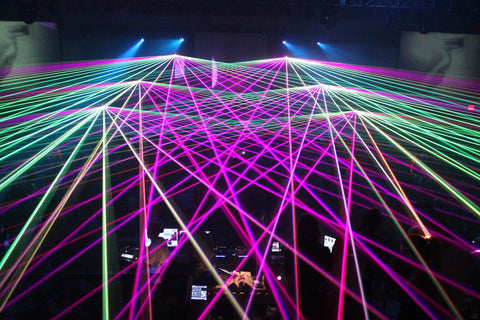 Where To Rent Laser Light Show Package For Festival Atlanta Special FX