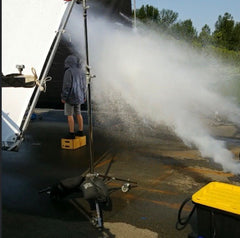 CO2 Water Cannon by Atlanta Special FX Seattle Seahawks