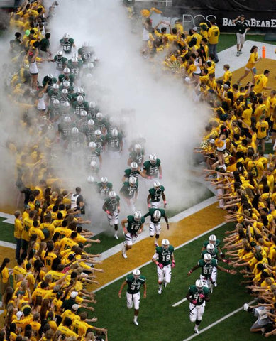 Create CO2 Cryo Smoke Tunnel For Football Team Entrance