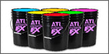 8 UV Neon Paint Colors